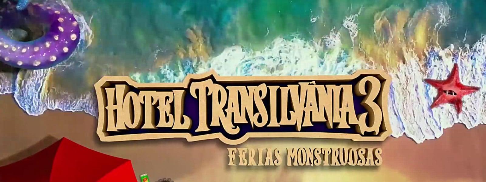 Filme - Hotel Transilvânia 3 - Férias Monstruosas
