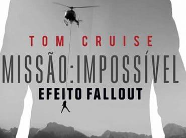 Missão impossível efeito fallout