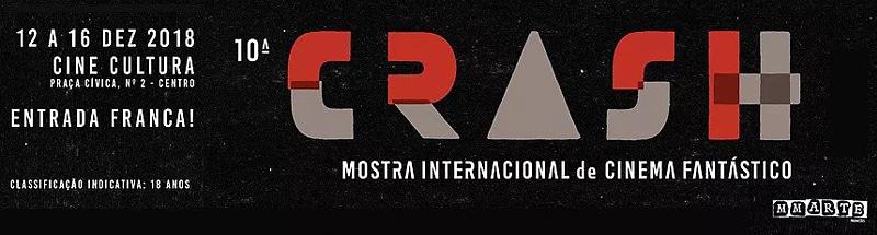 10ª CRASH: Mostra Internacional de Cinema Fantástico