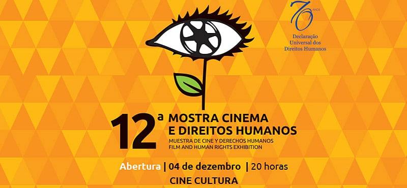 12ª Mostra Cinema e Direitos Humanos