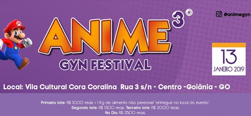 Anime Gyn Festival 3ª edição
