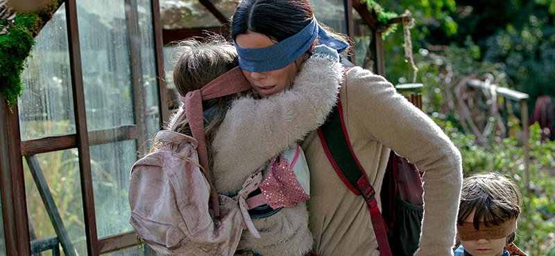 Bird Box: O Medo Invisível