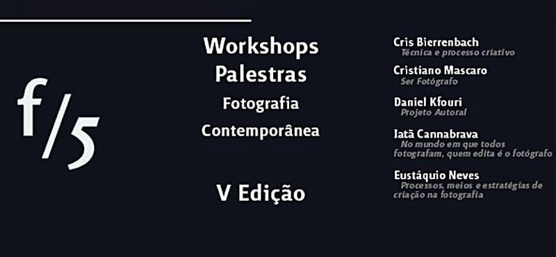 F/5 – Workshops de Fotografia Contemporânea