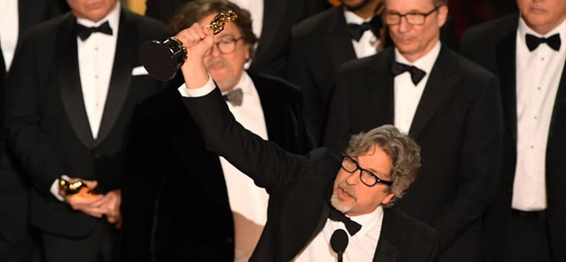 Peter Farrelly, produtor e diretor de 'Green Book'