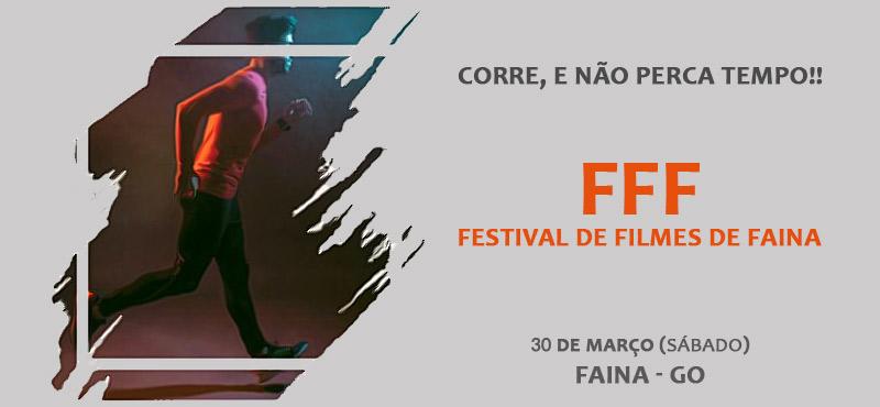 Festival de Filmes de Faina - 2019
