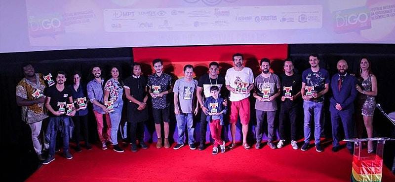 4ª edição do Festival Internacional de Cinema da Diversidade Sexual e de Gênero de Goiás - 2019