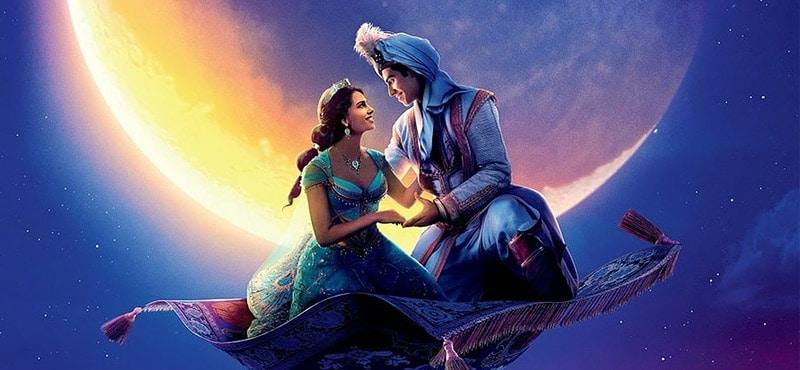 Aladdin e o famoso jeito Disney de encantar os clientes