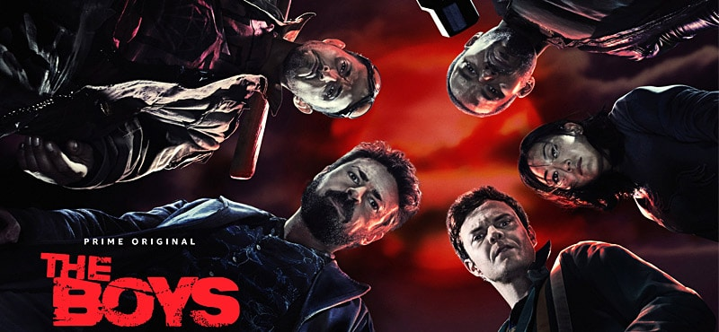 The Boys – Esqueça Tudo o Que Você Sabe Sobre Super-heróis