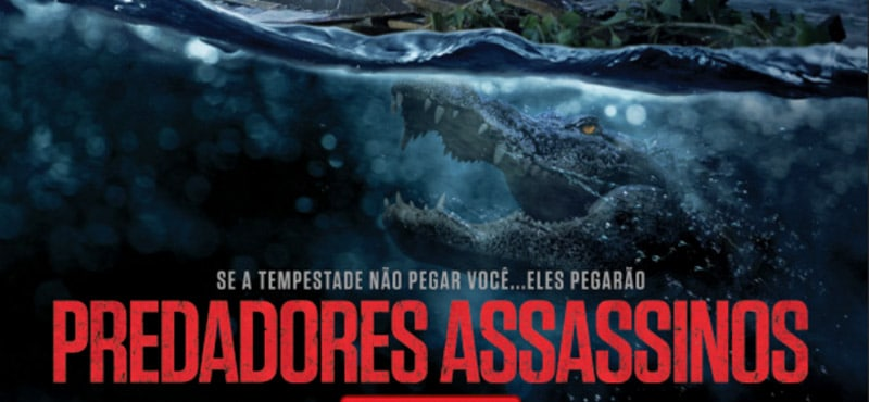 Predadores Assassinos – Sangue, mordidas e tensão!