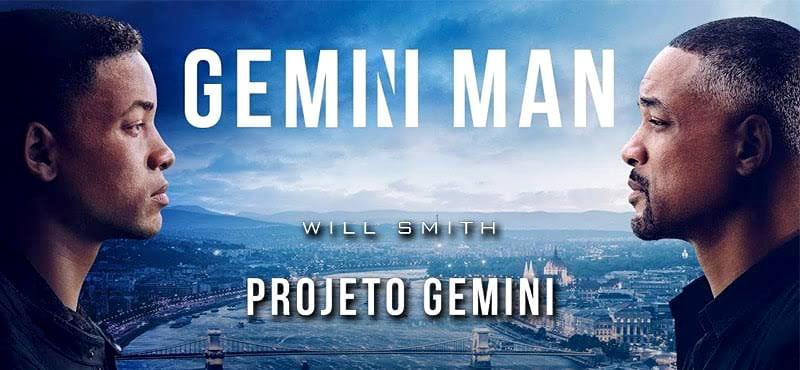Projeto Gemini – Muito Barulho Por (Quase) Nada