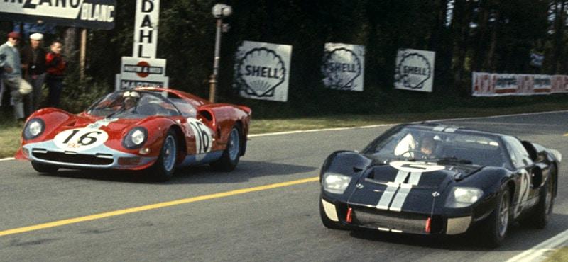Ford vs Ferrari – Adrenalina e Emoção em Alta Velocidade