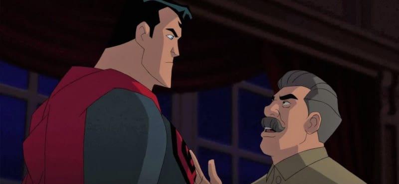 Superman – Entre a Foice e o Martelo