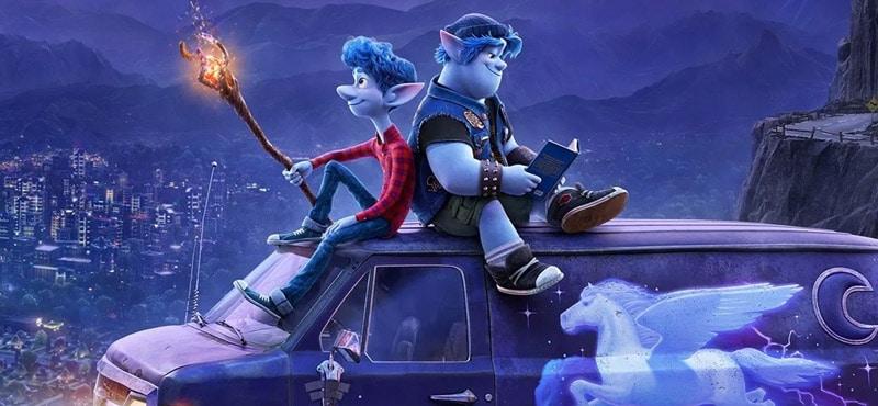 Dois Irmãos – Uma Jornada Fantástica (Uma História da Pixar que Vai te Emocionar Novamente)
