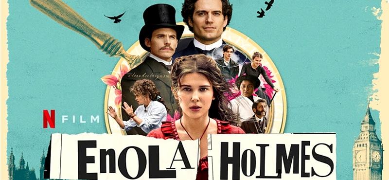 Enola Holmes – O Problema da 4ª Parede